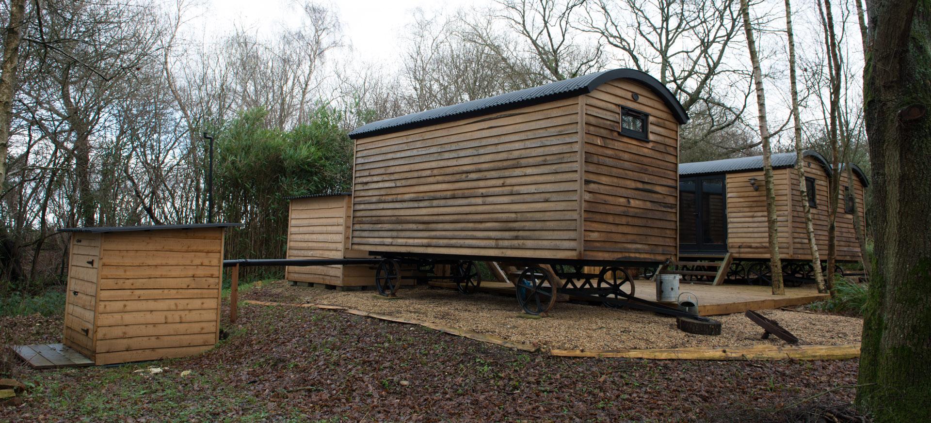 Into the Woods, Aquatron 4×100 + Wagon