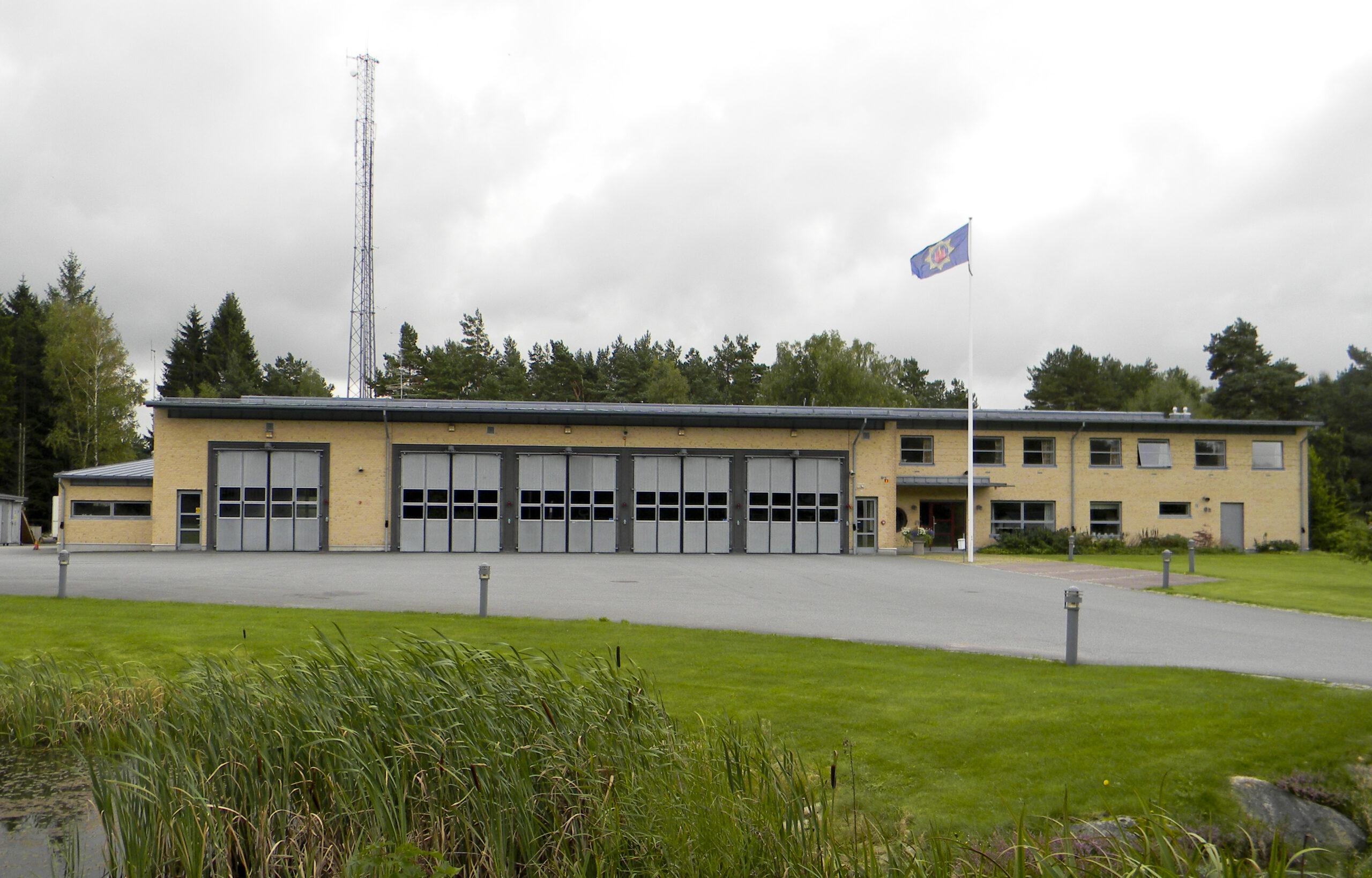 Lindomme Firestation, Aquatron 4×300
