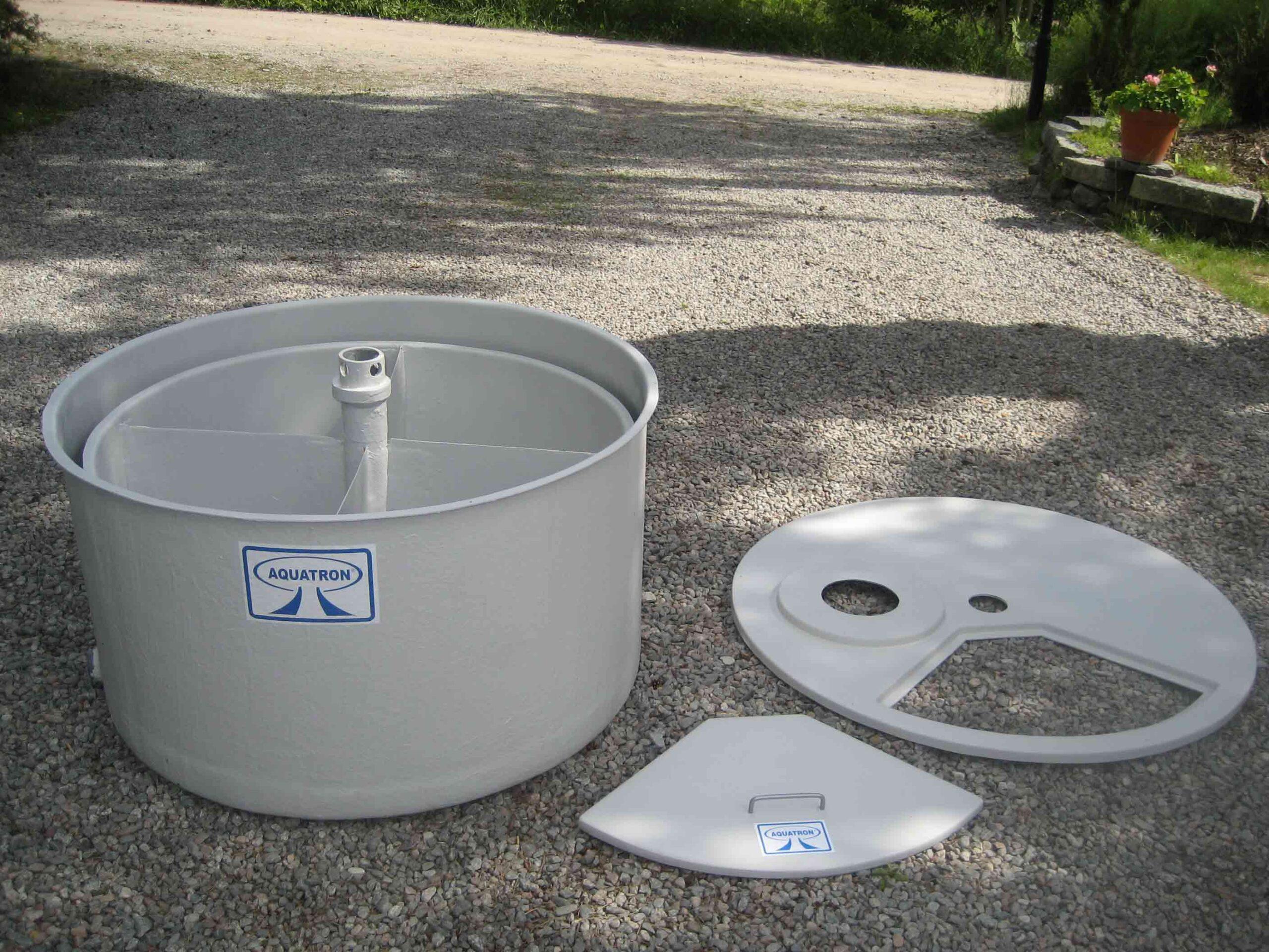 Aquatron 4×200