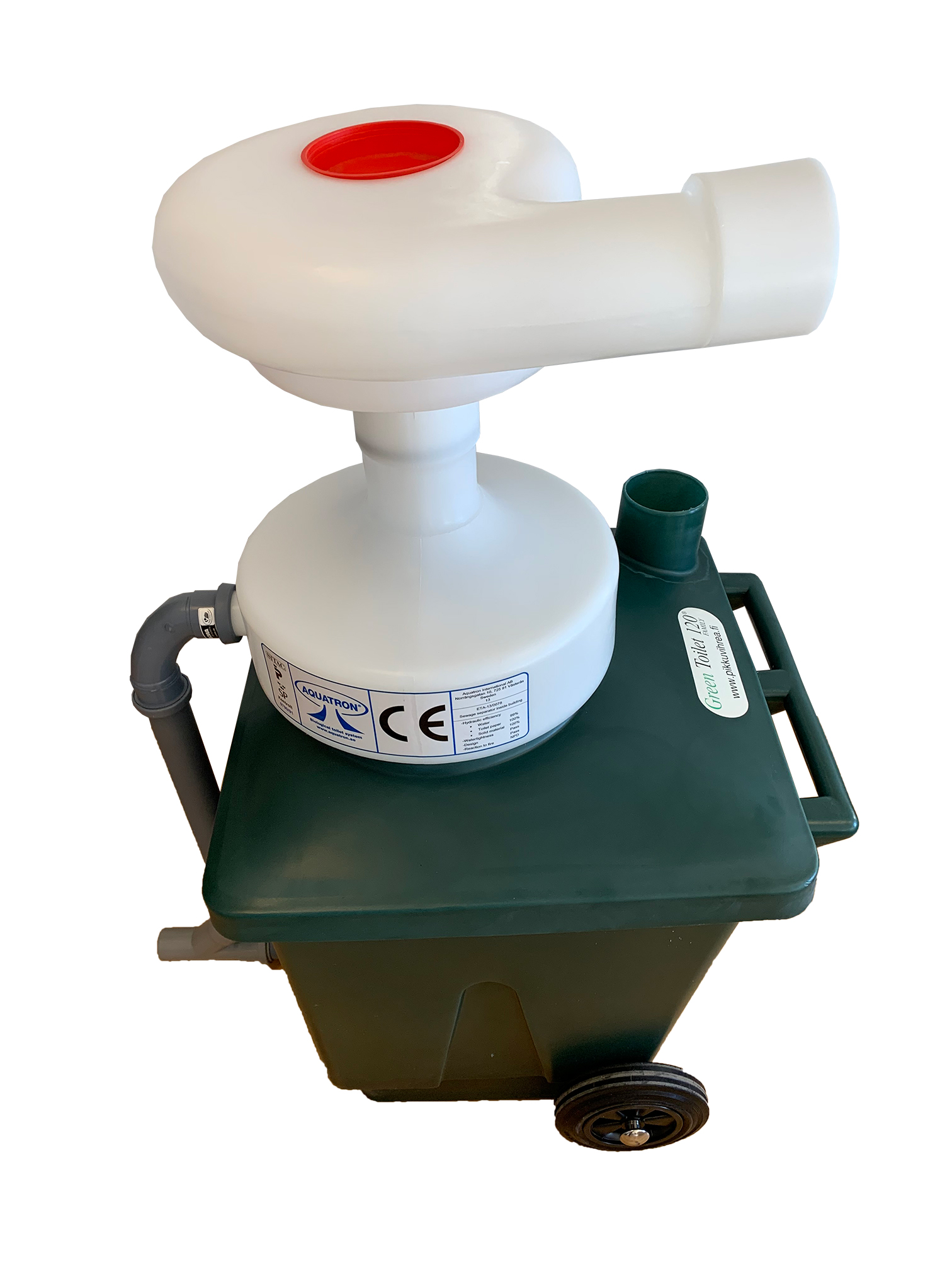 Aquatron Wagon 120