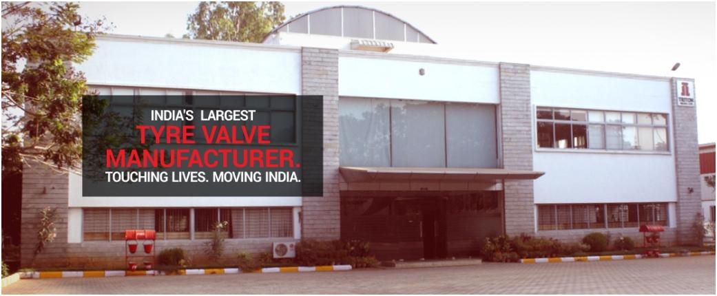 Triton Valves factory, Mysore